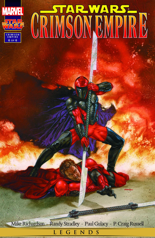 Star Wars: Crimson Empire (1997) #6