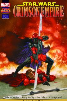 Star Wars: Crimson Empire #6