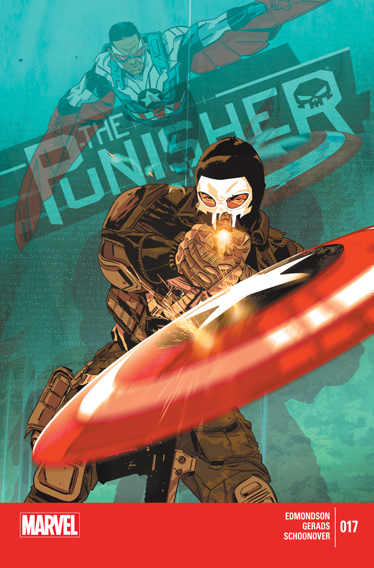 The Punisher (2014) #17