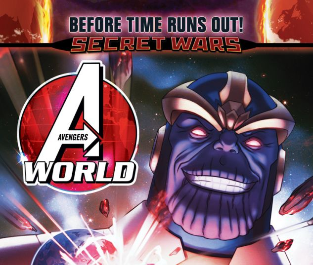 AVENGERS WORLD 19 (WITH DIGITAL CODE)