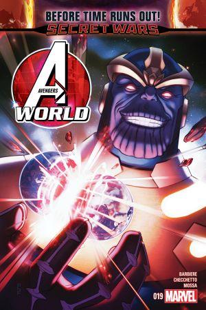 Avengers World #19
