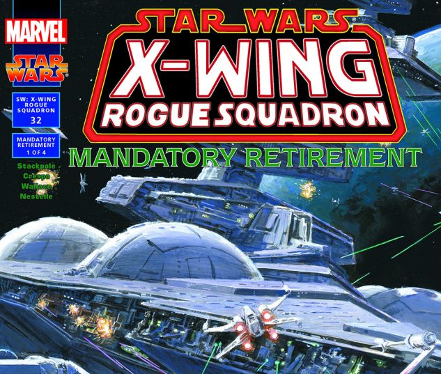 Star Wars: X-Wing Rogue Squadron (1995) #32