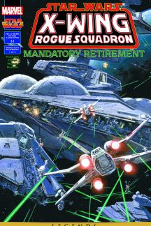 Star Wars: X-Wing Rogue Squadron #32