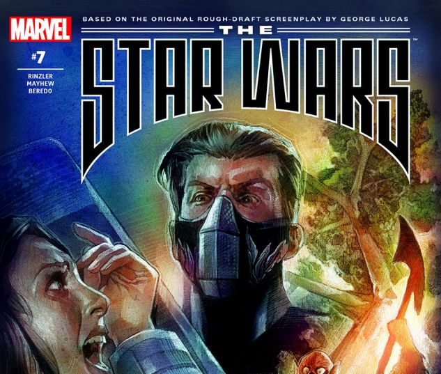 The Star Wars (2013) #7