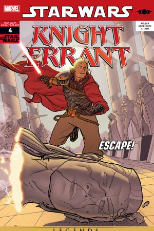 Star Wars: Knight Errant #4