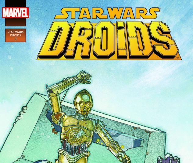 Star Wars: Droids (1995) #3