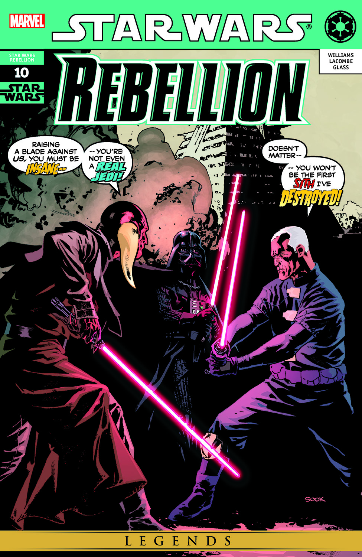 Star Wars: Rebellion (2006) #10