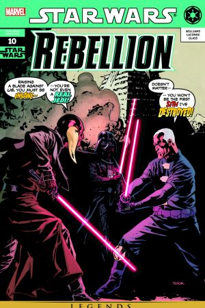 Star Wars: Rebellion #10