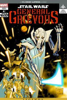 star wars: general grievous 2005 4 | comics | marvel