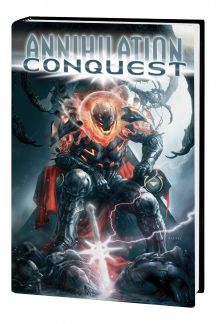 Annihilation: Conquest (Hardcover)
