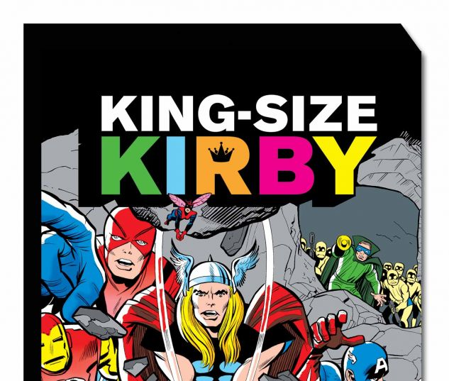 KING-SIZE KIRBY HC SLIPCASE
