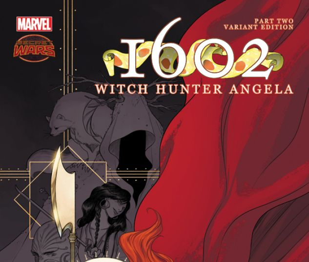 1602 WITCH HUNTER ANGELA 2 KOH VARIANT (SW, WITH DIGITAL CODE)