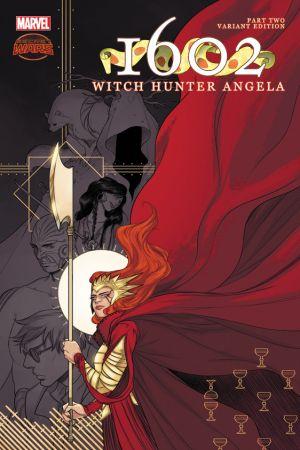 1602 Witch Hunter Angela (2015) #2 (Koh Variant)