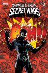 DEADPOOL'S SECRET SECRET WARS 3 (SW, WITH DIGITAL CODE)