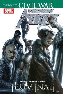 New Avengers: Illuminati #0