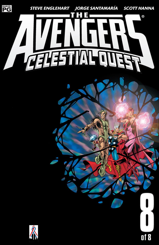 Avengers: Celestial Quest (2001) #8
