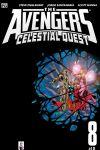 Cover Celestial Quest #8