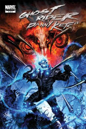 Ghost Rider: Danny Ketch (2008) #4