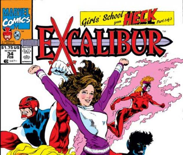 Excalibur #34