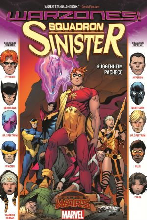 Squadron Sinister (Trade Paperback)