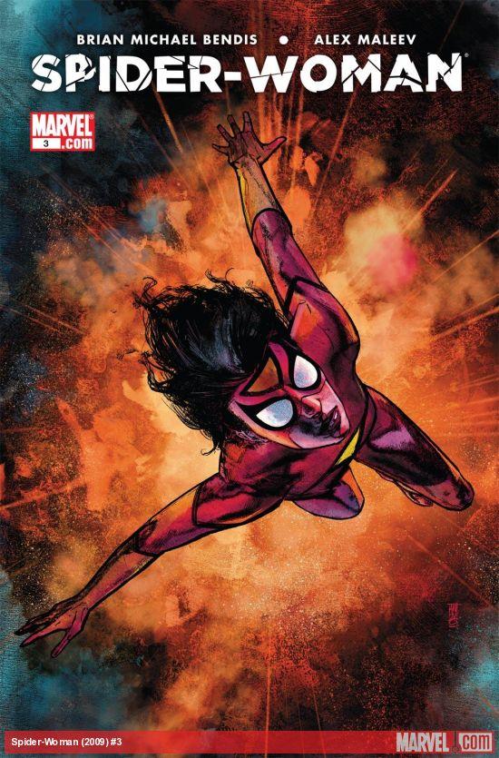 Spider-Woman (2009) #3