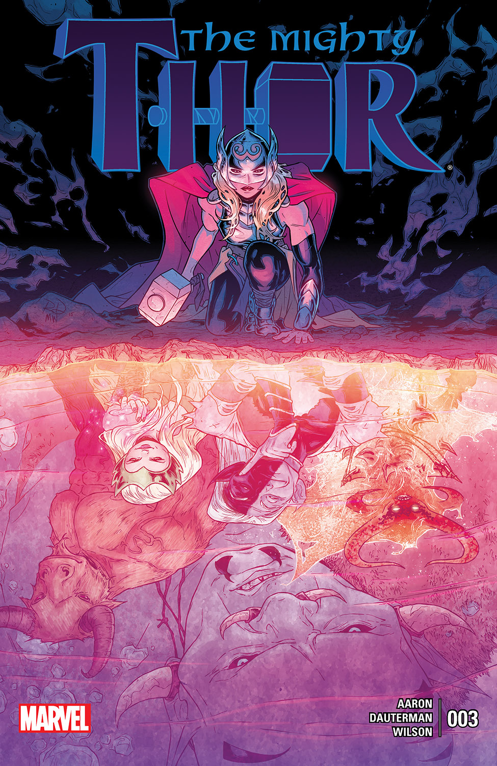 Mighty Thor (2015) #3