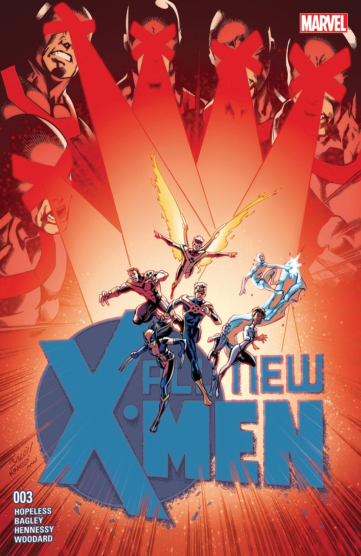 All-New X-Men (2015) #3