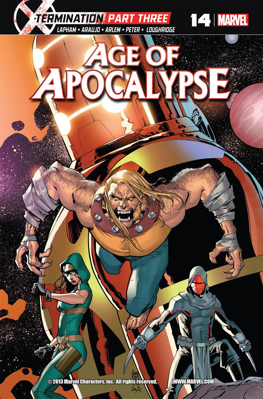 Age of Apocalypse (2011) #14
