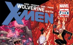 WOLVERINE & THE X-MEN (2011) #7 Cover