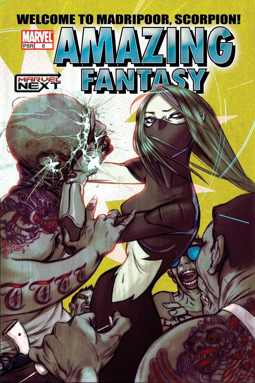 Amazing Fantasy (2004) #8