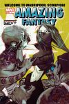 AMAZING FANTASY (2004) #8 Cover