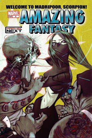 Amazing Fantasy #8