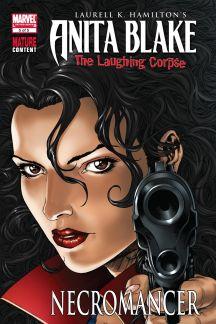 Anita Blake, the Laughing Corpse - Necromancer #5