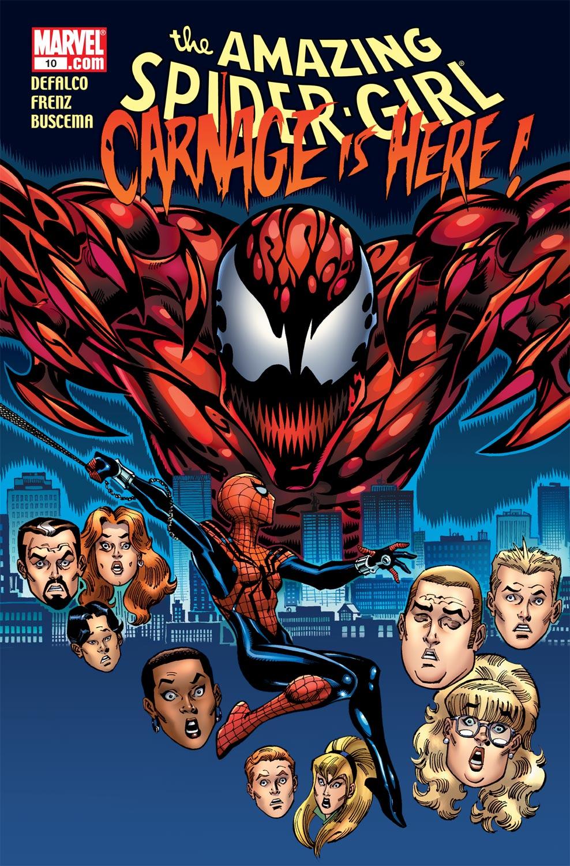 Amazing Spider-Girl (2006) #10