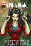 ANITA BLAKE: THE LAUGHING CORPSE - EXECUTIONER (2009) #1 Cover
