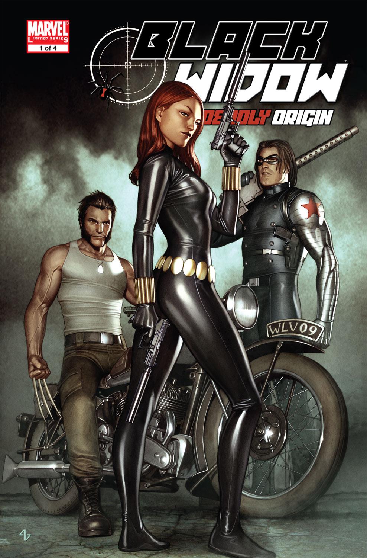 Black Widow: Deadly Origin (2009) #1
