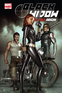 Black Widow: Deadly Origin #1