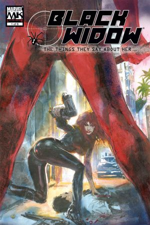 Black Widow: The Things They Say About Her (2005) #1