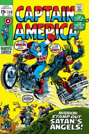 Captain America (1968) #128