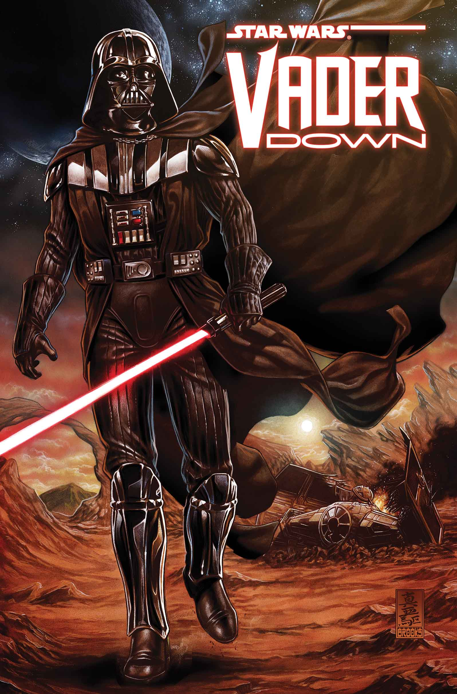 True Believers: Vader Down (2016) #1