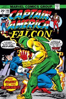 Captain America (1968) #188