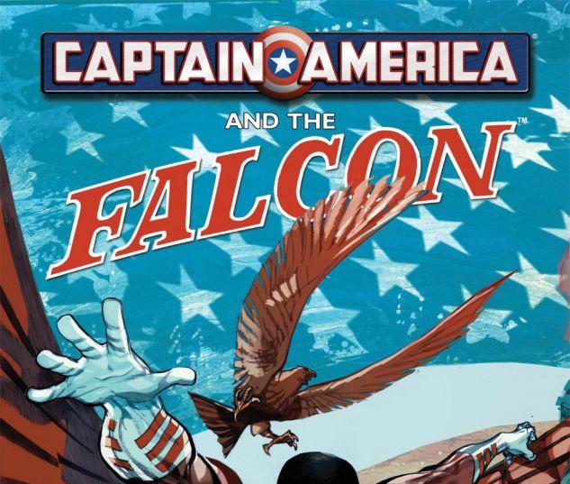 CAPTAIN AMERICA AND THE FALCON (2010) #1 Cover