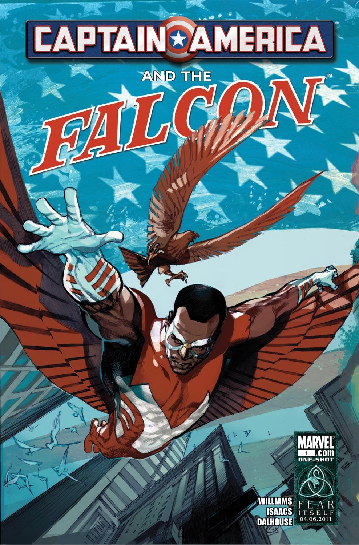 Captain America and the Falcon (2010) #1
