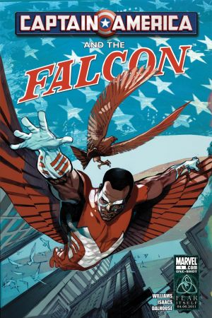 Captain America and Falcon (2010) #1