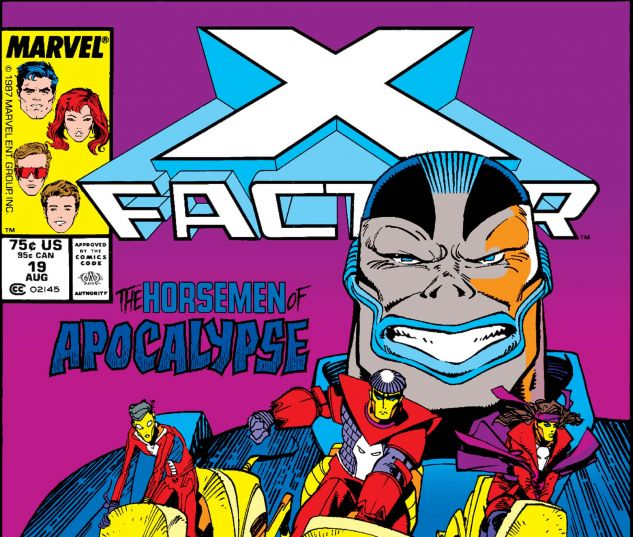 X-Factor (1986) #19