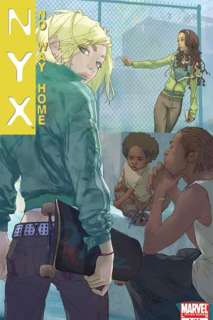 NYX: No Way Home (2008) #1