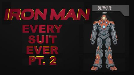 Iron Man Every Suit Ever Part 2