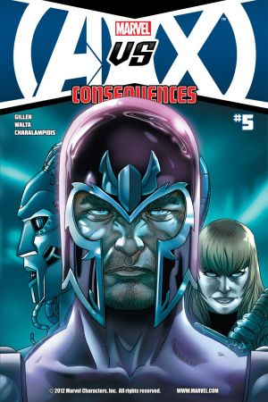Avengers Vs. X-Men: Consequences #5