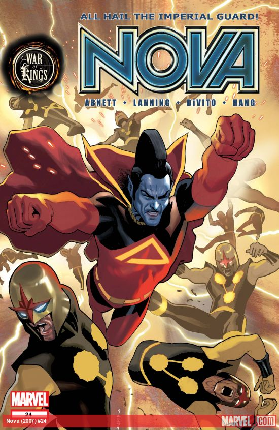 Nova (2007) #24