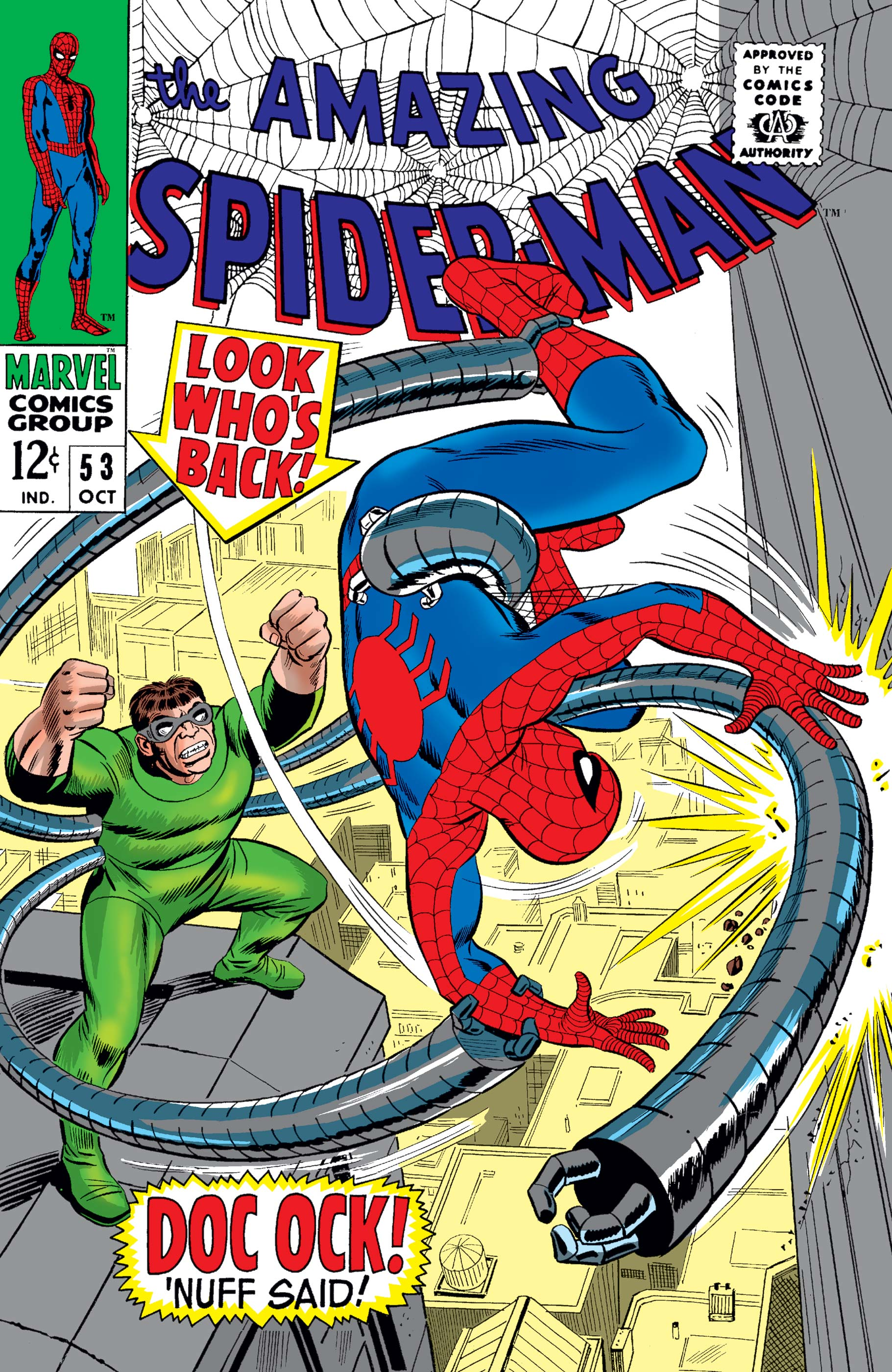 The Amazing Spider-Man (1963) #53